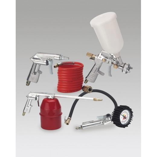 Set accessori per compressore